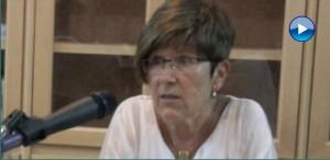 Mª Ángeles Marín Gracia (pinche el la flecha para ver el vídeo).
